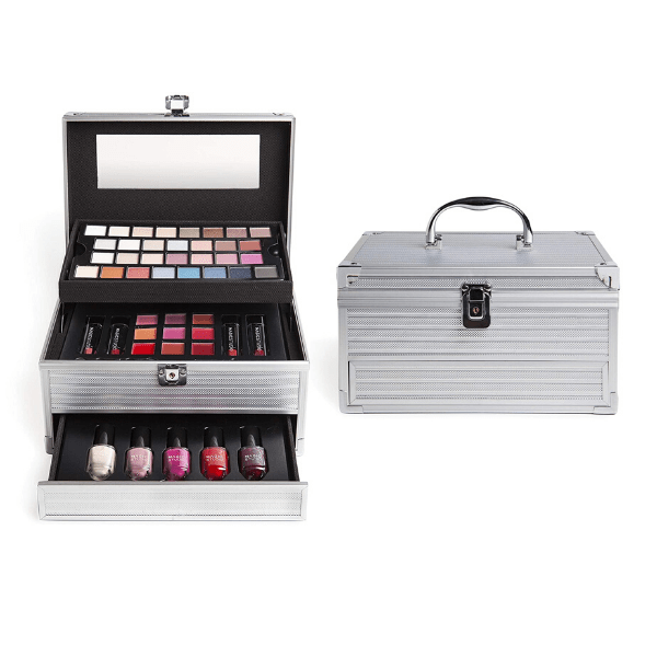 Σετ μακιγιάζ Magic Studio Complete Combination Metallic Edition Beauty Case