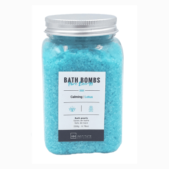 Bath Bath Salts Bottle Pure Energy Idc - Lotus