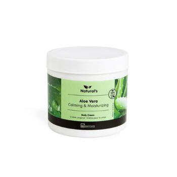 Body Cream Natural's με Αλόη της IDC 400ml