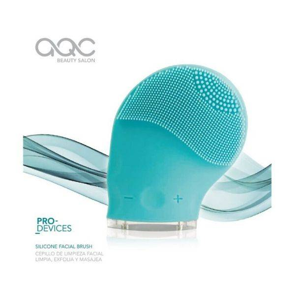 Ηλεκτρική Βούρτσα Καθαρισμού Προσώπου Σιλικόνης AQC Beauty Salon