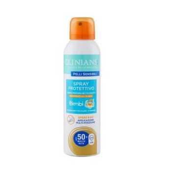 Clinians Sunscreen Spray Αντηλιακό Σπρέυ για Παιδιά SFP 50