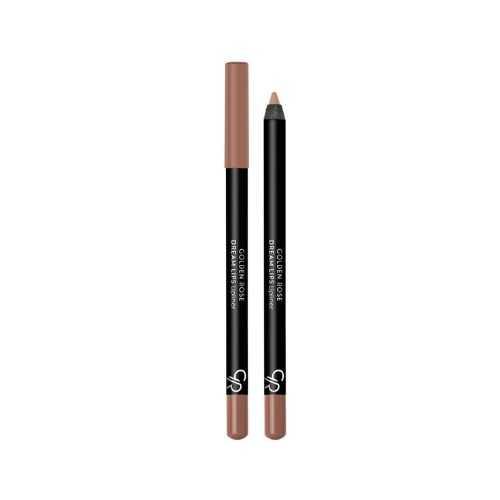 Dream Lips Pencil Golden Rose Μολύβι χειλιών Νο 501 Σοκολατί Ανοιχτό