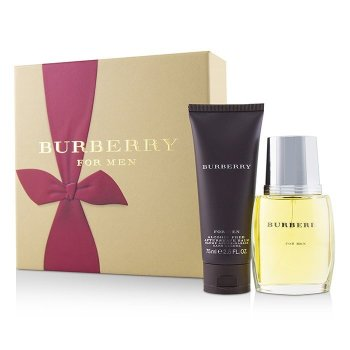 Burberry For Men Giftset Άρωμα EDT 50ml After Shave Balm 75ml