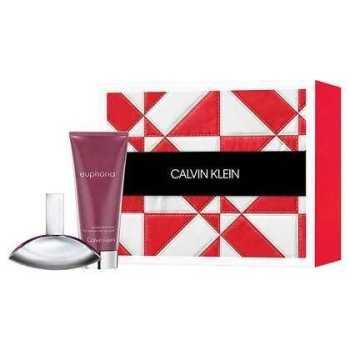 Calvin Klein Euphoria Women Gift Set - Άρωμα EDP 30ml, Γαλάκτωμα 100ml