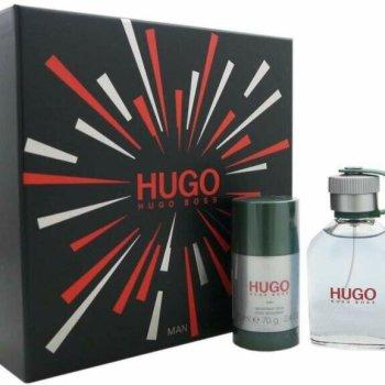 Hugo Boss Hugo Men Giftset Άρωμα EDT 75ml Deodorant Stick 75ml