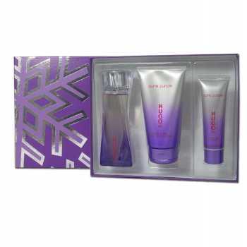 Hugo Boss Pure Purple Women Gift Set - Άρωμα EDP 90ml, Γαλάκτωμα 150ml & Αφρόλουτρο 50ml