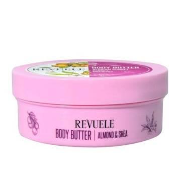 Revuele Body Butter African Sunset Βούτυρο Σώματος με Αμύγδαλο & Βούτυρο Καριτέ 200ml