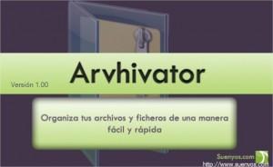 Archivator 1.0