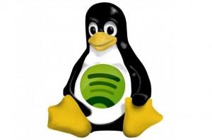 logo spotify-linux