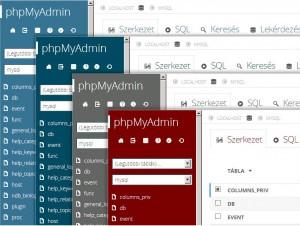 theme metro phpmyadmin 3.5.5