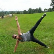 Planking Off My Pregnancy Pounds