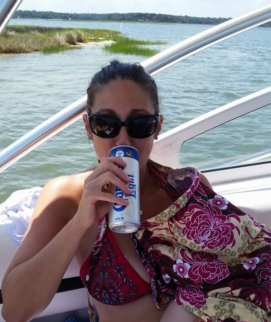 boats, beer, breafeeding and babies