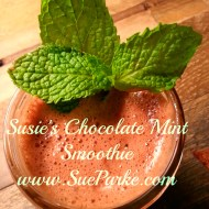 Susie's Chocolate Mint Smoothie