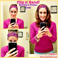 Clip n' Band: Product Review & Promo Code