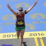 Boston Marathon Mommy