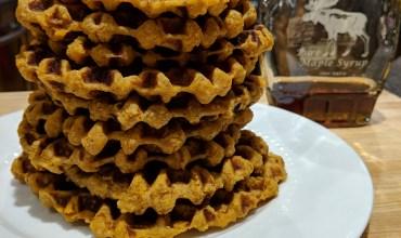 Susie's Sweet Potato Waffles