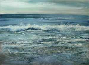 seascape giclee print Cornwall