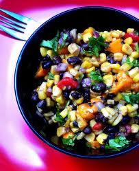 Zesty Mango Bean Summer Salad