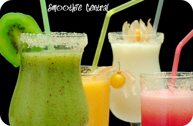 Smoothie Central: For The Jazziest Nutrient Spiked Recipes Ever !
