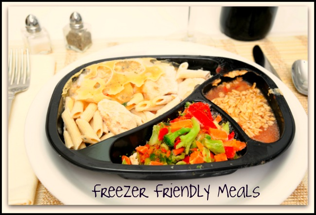 Tips on Creating Freezer Friendly Meals