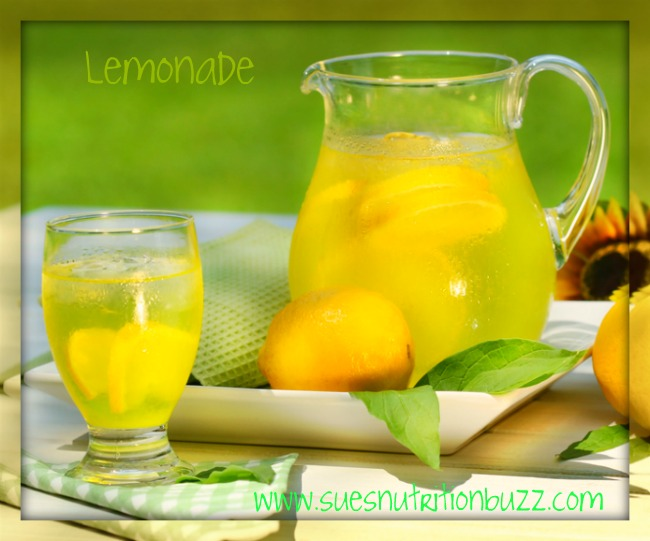 Is LEMONADE Healthy ? Recipes for Healthy Low Calorie Lemonade