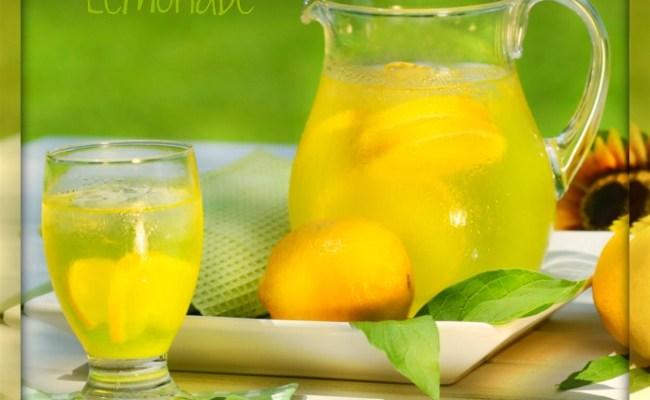 Is LEMONADE Healthy ? Recipes for Healthy Low Calorie Lemonade