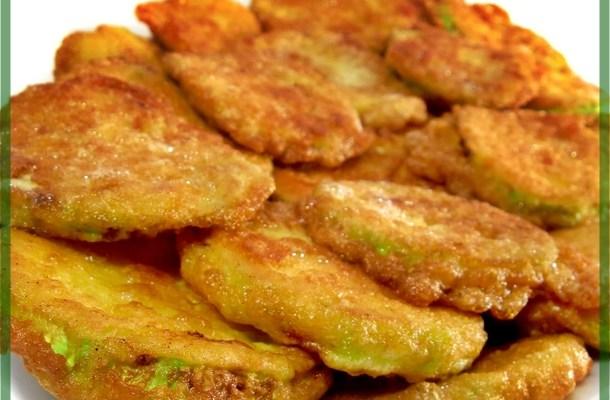 High Fiber Zucchini Lentil Fritters #SundaySupper
