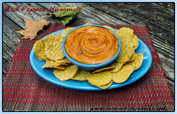 Roasted red pepper three bean hummus with olive oil butter sea a few weeks ago i was given a oppurtunity to review the new land o lakes olive oil and sea salt butter it was buttery delicious creamy easy to cook with forumfinder Choice Image