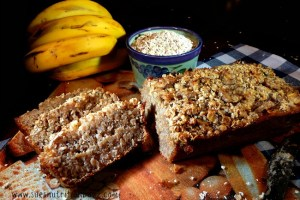 Banana Quinoa Bread