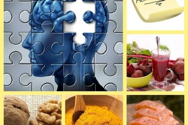 Foods That May Prevent Alzheimer's