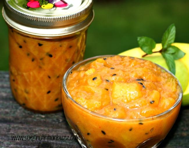 Green Mango Chutney2