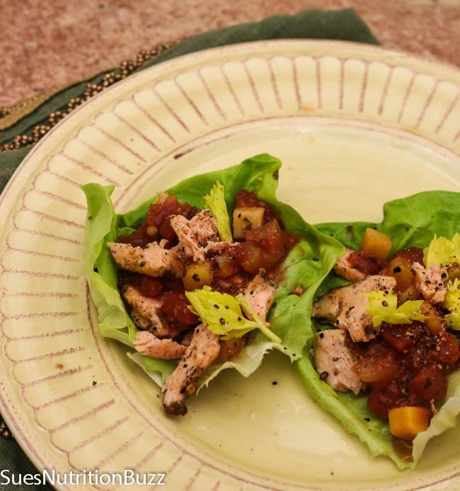 salmon lettuce wraps-7
