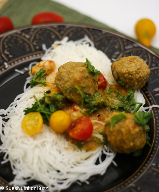 Chicken Curry Meatballs-0215