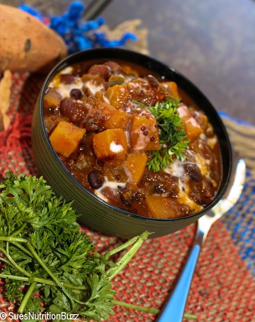 Sweet potato quinoa chili-0353