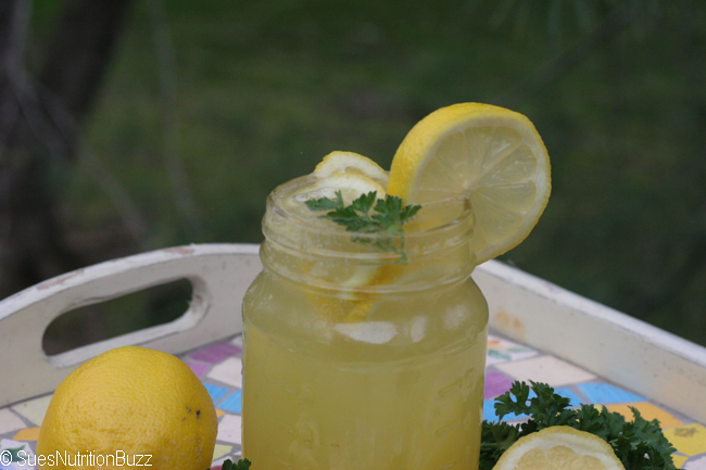 pineapple lemonade-0975