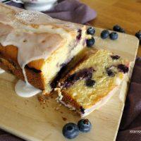 Blaubeerkuchen mit Joghurt - ein fruchtiger Sommerkuchen
