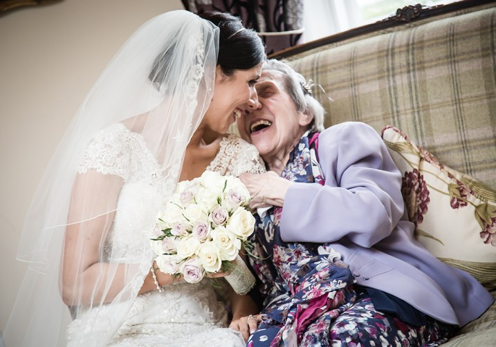 doxford-hall-wedding-grandma-laughing
