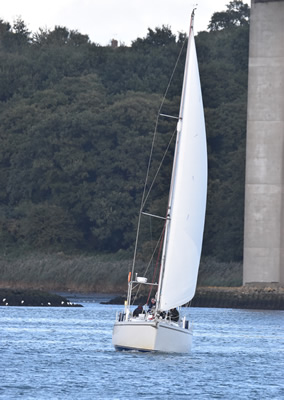 moody yacht rya course
