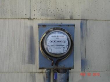 Electrical Tampering