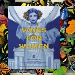 Spring women's suffrage movement news notes & videos at Suffrage Wagon Cafe!