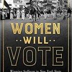 Books that illuminate how women won the vote: Suffrage Wagon Book Shelf