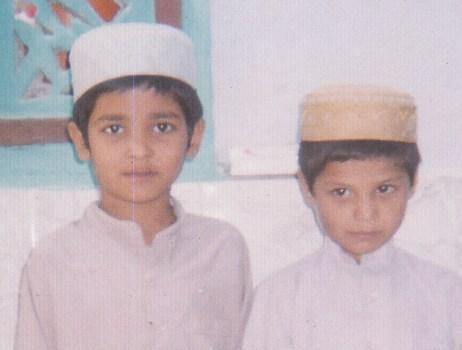 Sufyan Childhood Photos