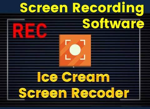 ice cream screen recorder