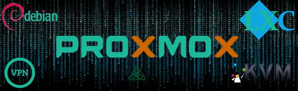 proxmox Anleitung