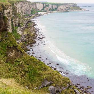 When in the Emerald Isle, venture north for the breathtaking scenery of Northern Ireland.