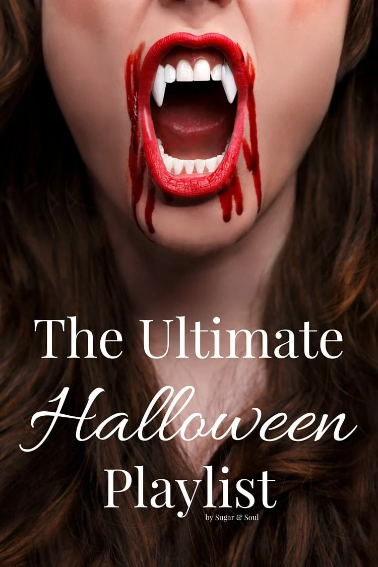 This is Ultimate Halloween Party Music Playlist for your party! A fun and eclectic mix of 30 songs from Stevie Wonder to The Black Keys to TLC.