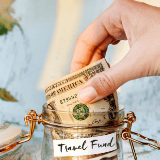 Traveling the world doesn't have to be expensive and you don't have to save forever! Here are 7 Ways to Save Money on Travel so you can start planning your dream trip today!