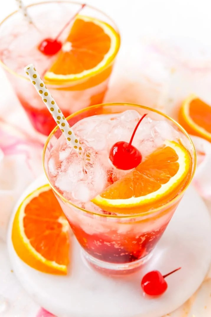 How To Make A Shirley Temple Drink