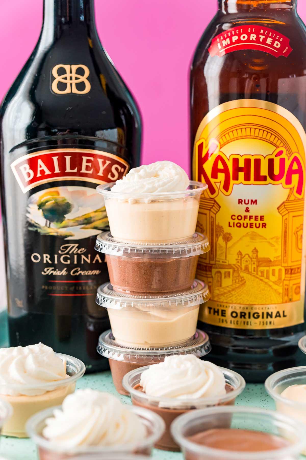 Pudding Shots Recipe Sugar And Soul