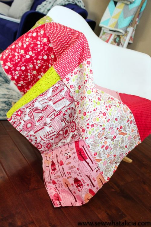 Quick Rag Quilt Hack-18